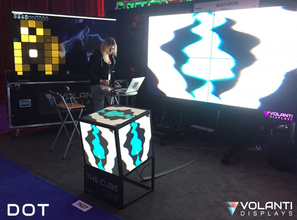 DOT Live at NAMM