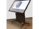 Volanti 65inch lift tilt touch table