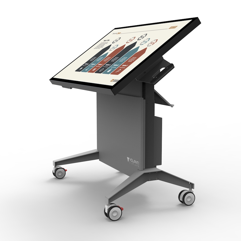 touch-screen table