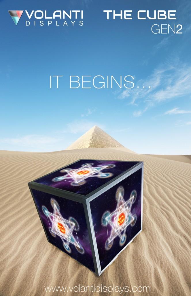 Volanti Cube